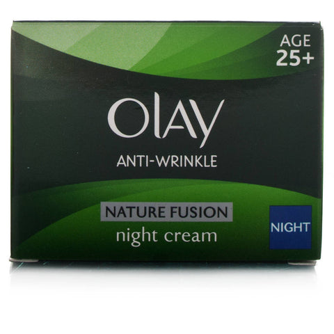 Olay Anti-Wrinkle Nature Fusion Night (50ml)