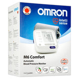 Omron M6 Comfort Digital Automatic Upper Arm Blood Pressure Monitor