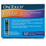 One Touch Ultra Test Strips (50 Test Strips)
