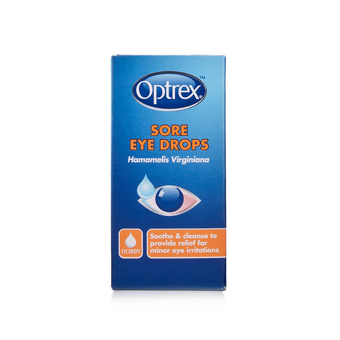Optrex Refreshing Eye Drops (10ml)