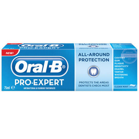 Oral-B Pro Expert All Around Protection Clean Mint Toothpaste (75ml)