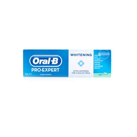 Oral-B Pro Expert Whitening Toothpaste (75ml)