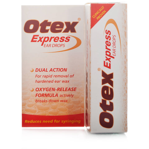 Otex Express Ear Drops (10ml Bottle)