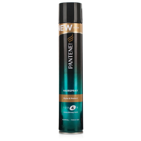 Panetene Style & Protect Extra Strong Hold Hairspray (300ml)