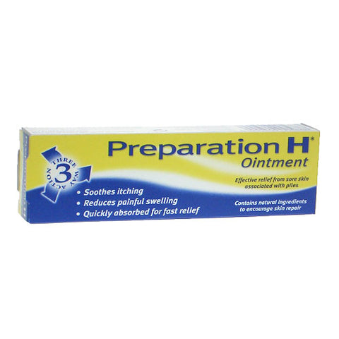 Preparation H Ointment (25g Tube)