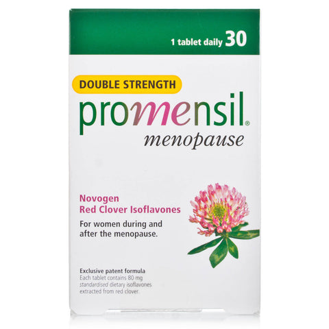 Promensil Menopause Double Strength (30 Tablets)