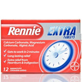 Rennie Extra Tablets (12 Tablets)
