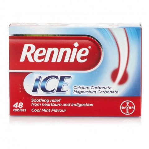 Rennie ICE Tablets (48 Tablets)