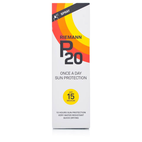 Riemann P20 SPF 15 Once A Day Spray (100ml)