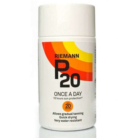 Riemann P20 SPF 20 Once A Day Lotion (200ml)