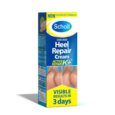 Scholl Cracked Heel Repair Cream K plus (60ml)