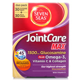Seven Seas Jointcare Xcel max Duo Pack (30 Capsules)