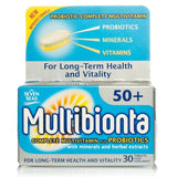 Multibionta 50+ Probiotic Multivitamin (30 Tablets)