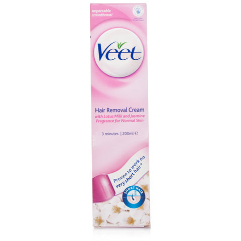 Veet 3 Minute Hair Removal Cream For Normal Skin (200ml)