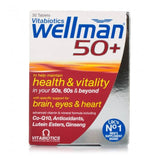 Wellman 50+ Supplement (30 Tablets)