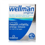 Wellman Original Vitamin Tablets (30 Tablets)