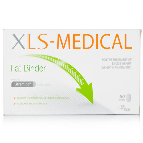 XLS-Medical Fat Binder (60 Tablets) 10 Day supply