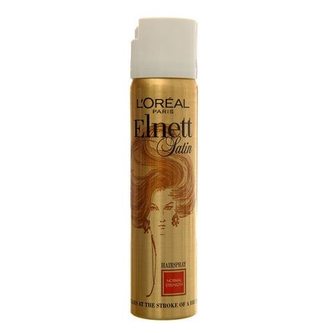L'Oreal Elnett Nomral Strength Hairspray (200ml)