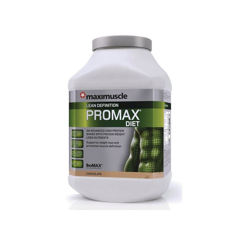 Maximuscle Promax Diet Chocolate (600g)