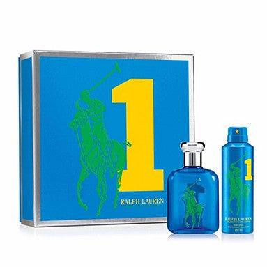 Ralph Lauren Big Pony 1 Collection EDT-S (125ml + 85g Deodorant)