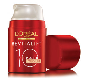 L'Oreal Revitalift Paris Repair 10 Cream Medium (50ml)