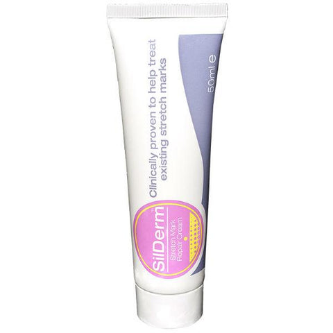 SilDerm Stretch Mark Repair Cream 50ml