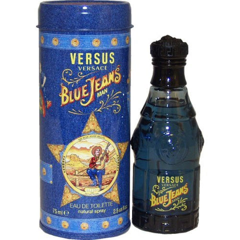 Versace Versus Blue Jeans EDT Spray (75ml)