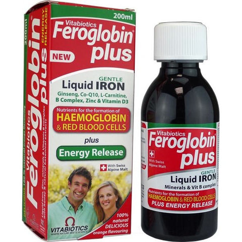 Feroglobin Plus Liquid (200ml)