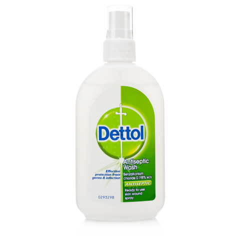 Dettol Antiseptic Wash Spray (100ml)