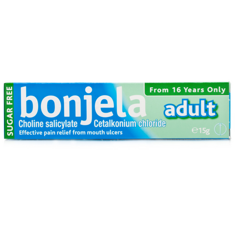 Bonjela Original Adult (15g Tube)