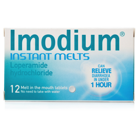 Imodium Instant Melts (12 Tablets)