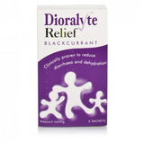Dioralyte Relief Sachets Blackcurrant Flavour (6 Sachets)