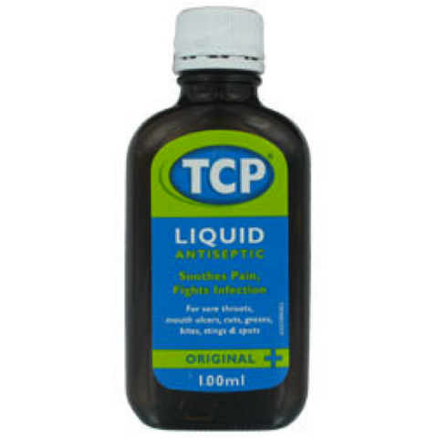 TCP Antiseptic Liquid (100ML)