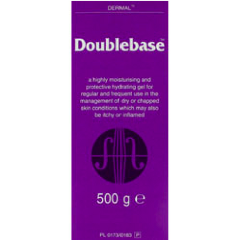 Doublebase Hydrating Gel Pump (500g)