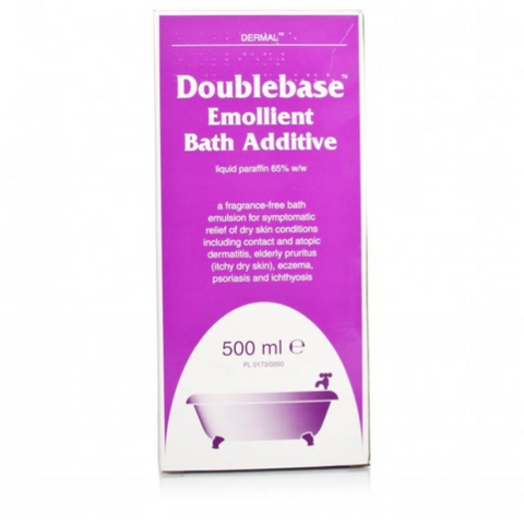 Doublebase Emollient Bath Additive (500ml)