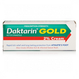 Daktarin Gold Cream 2% (15g Tube)
