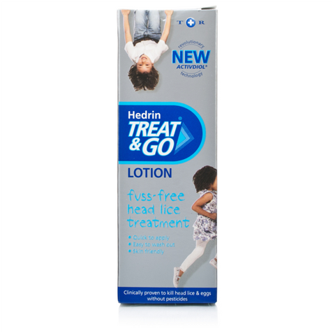 Hedrin Treat & Go Lotion (50ml Bottle)