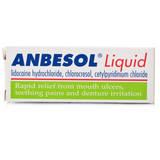 Anbesol Liquid (6.5ml Bottle)