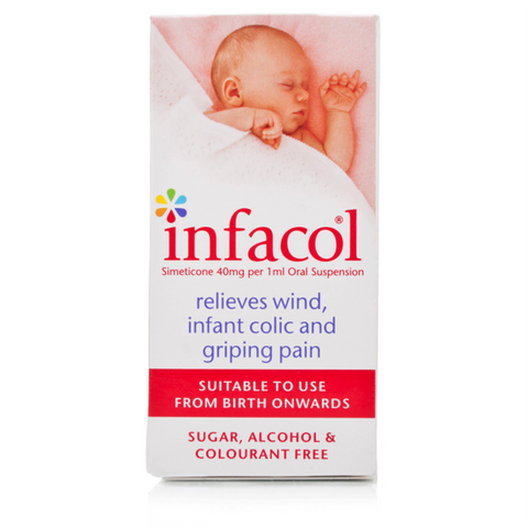 Infacol Wind Relief & Colic Drops (50ml Dropper Bottle)