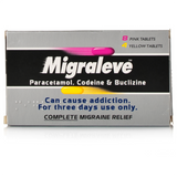 Migraleve Complete Tablets (8 Pink & 4 Yellow Tablets)