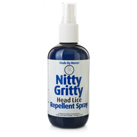 Nitty Gritty Head Lice Repellent Spray (250ml)