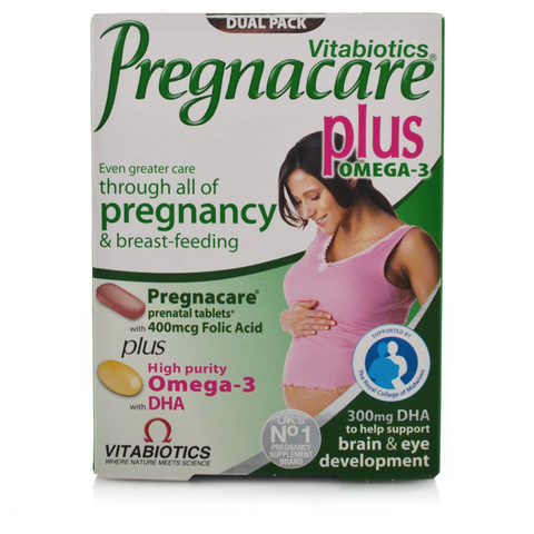 Pregnacare Plus (56 Tablets)