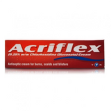 Acriflex Antiseptic Burn Cream (30g Tube)