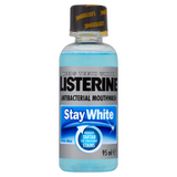 Listerine Antibacterial Mouthwash Stay White