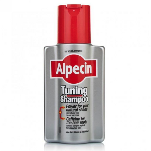 Alpecin Tuning Shampoo (200ml Bottle)