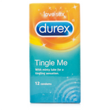 Durex Tingle Me Condoms (12 Condoms)