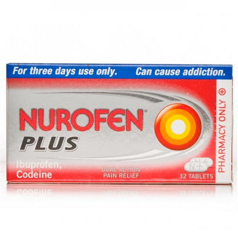 Nurofen Plus Tablets (32 Tablets)