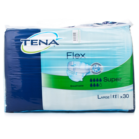 Tena Flex Super Large (30 Units)