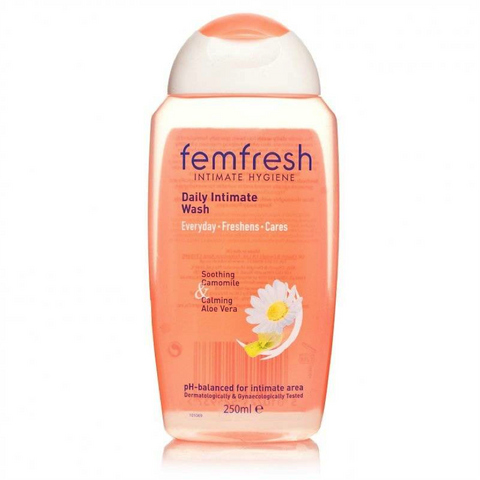 Femfresh Intimate Wash (250ml)