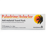 Paludrine & Avloclor Travel Pack (112 Tablet Pack)